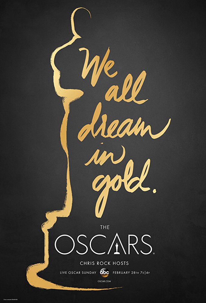 Feb 2016: 88th Academy Awards