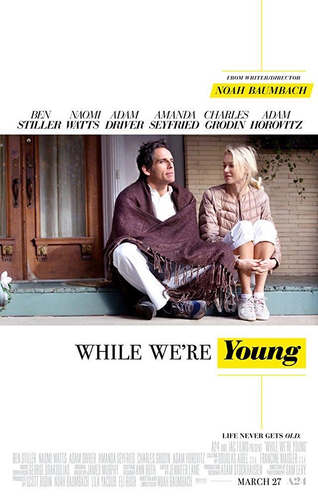 Apr 2015: While We're Young