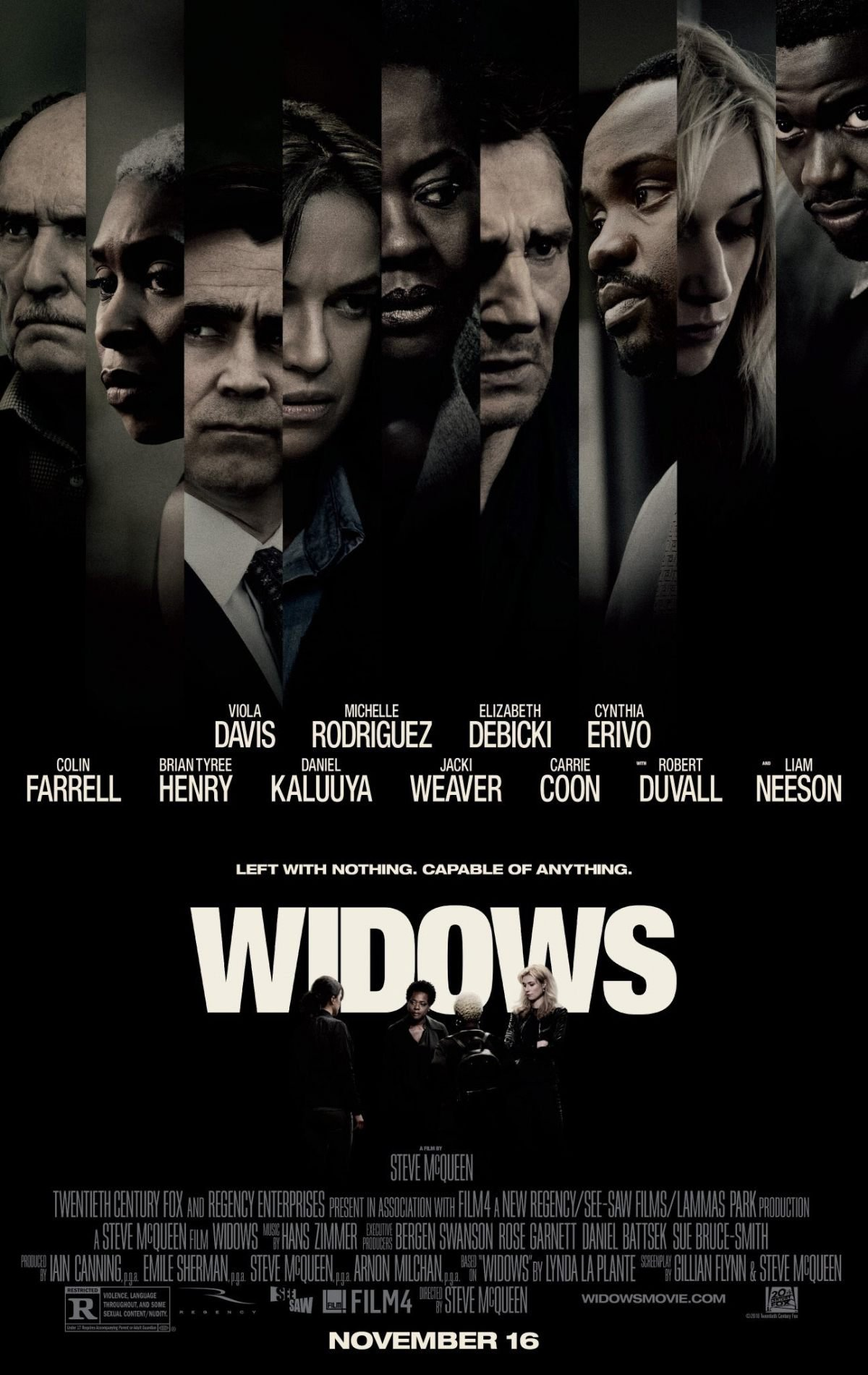 Dec 2018: Widows