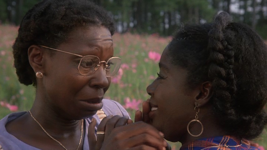 a description of the color purple which tells the story of celie Alice walker's the color purple , published in 1982, tells the story of celie, a black woman in the south celie writes letters to god in which she tells about her life-her roles as daughter, wife, sister, and mother.