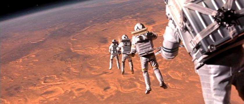 Nick's Flick Picks review of Mission to Mars