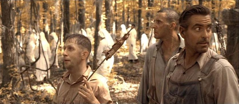 a comprehensive movie analysis of oh brother where art thou Add some typically great camerawork and film-craft, and o brother where art   even if you aren't satisfied with the film as a holistic piece of work - and you.