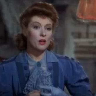 Greer Garson, Blossoms in the Dust