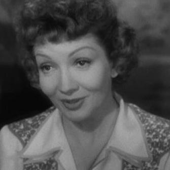 Claudette Colbert, Since You Went Away