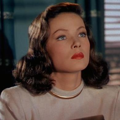 Gene Tierney, Leave Her to Heaven